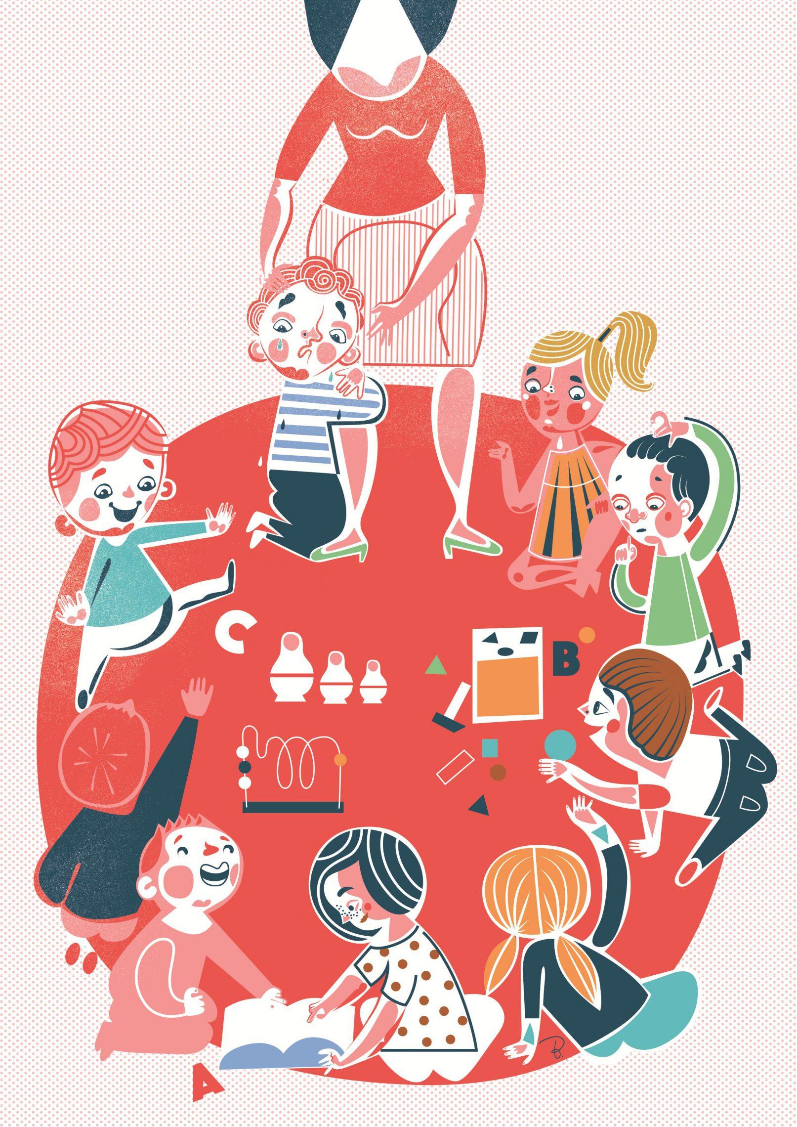 Wychowanie: Przedszkole pod lupą