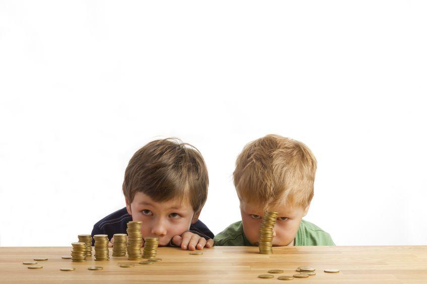 Jak pieniądze wpływają na dzieci?