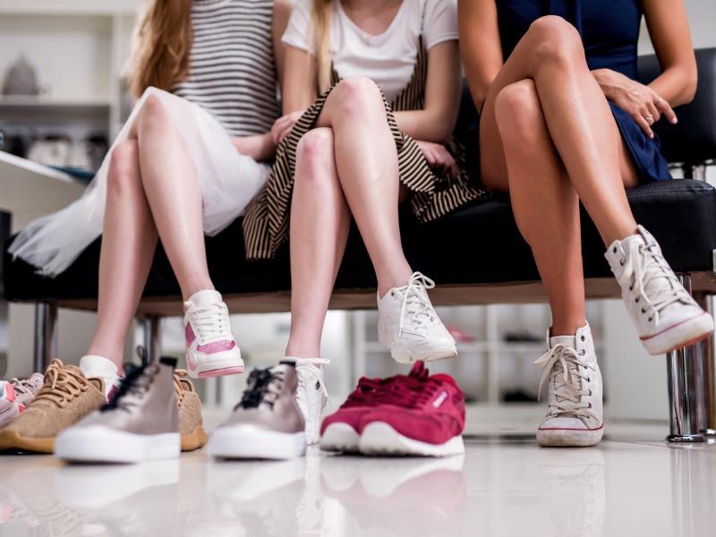 Najpiękniejsze modele butów na wiosnę