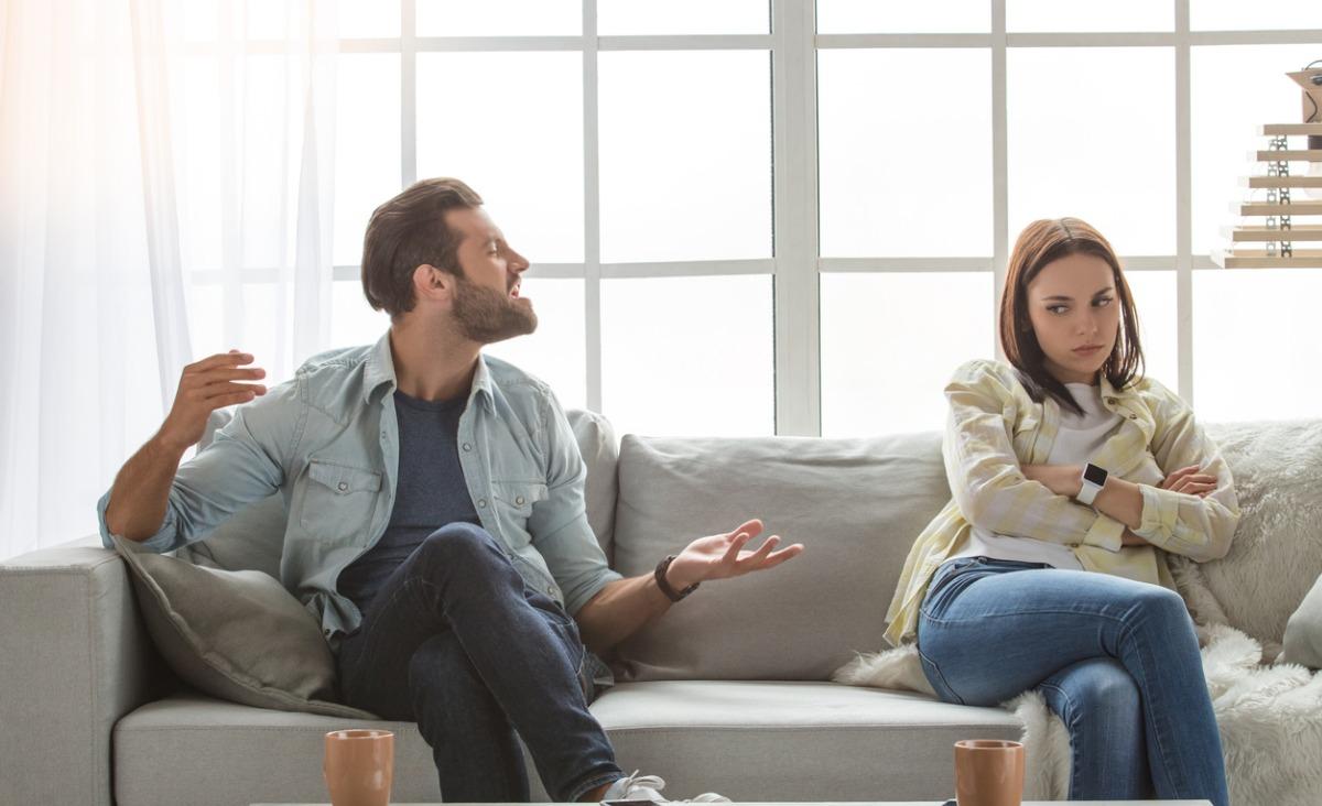 Jak się zachowywać, kiedy twój mężczyzna odezwał się do ciebie chamsko?