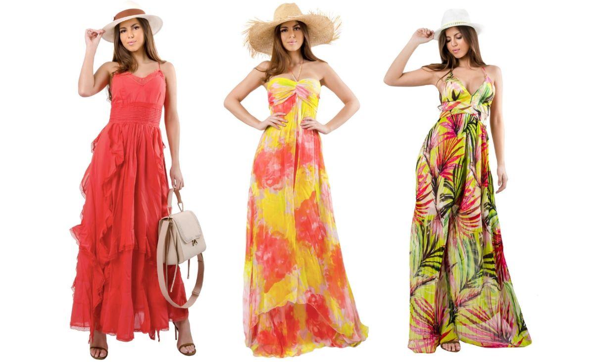 Jakie sukienki będą modne tegorocznego lata?
