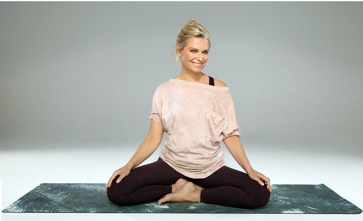 Paulina Młynarska - joga daje mi siłę i spokój ducha