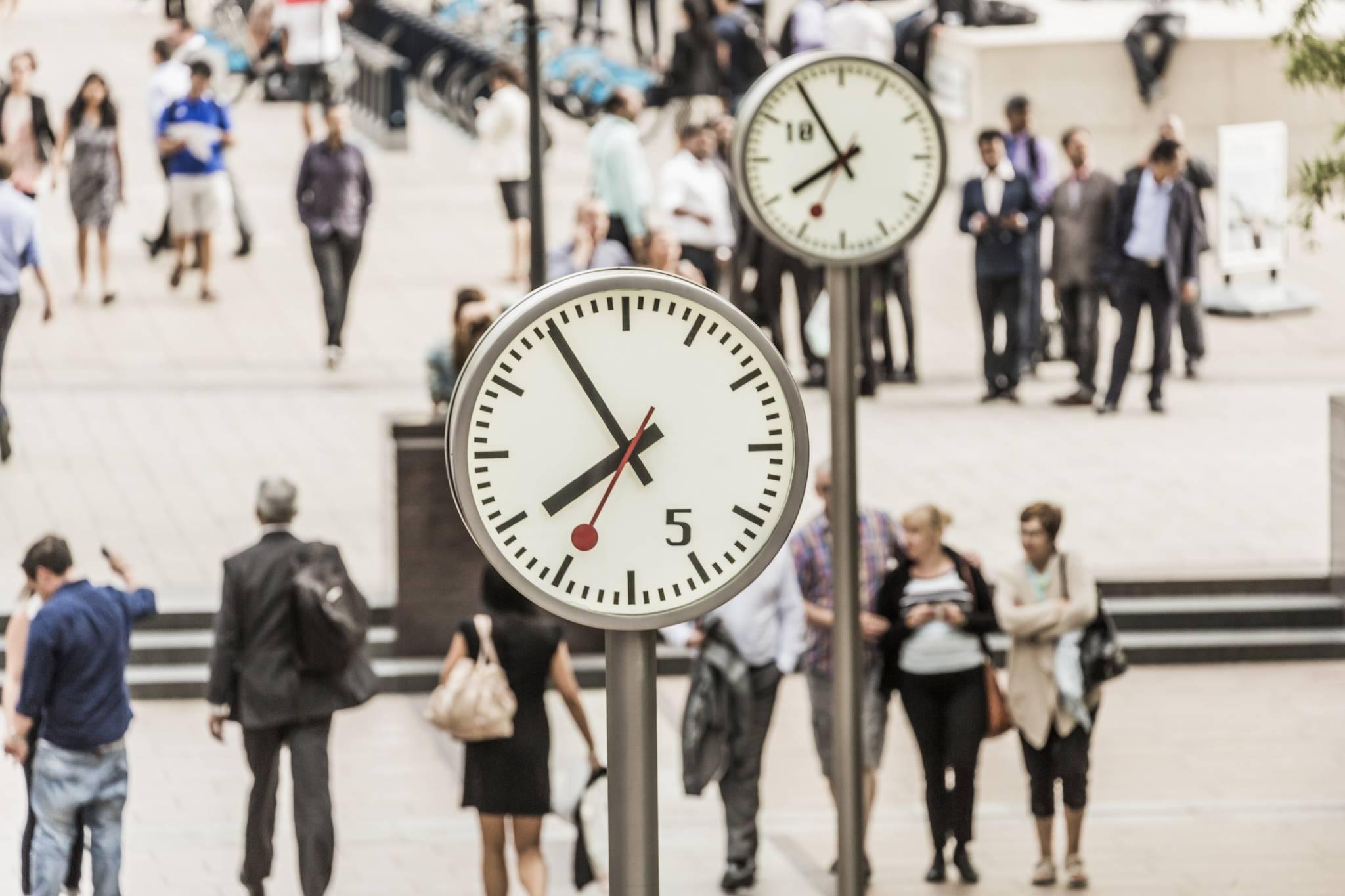 Jak uwolnić sięod terroru czasu? Odpowiedzi szuka Katarzyna Miller