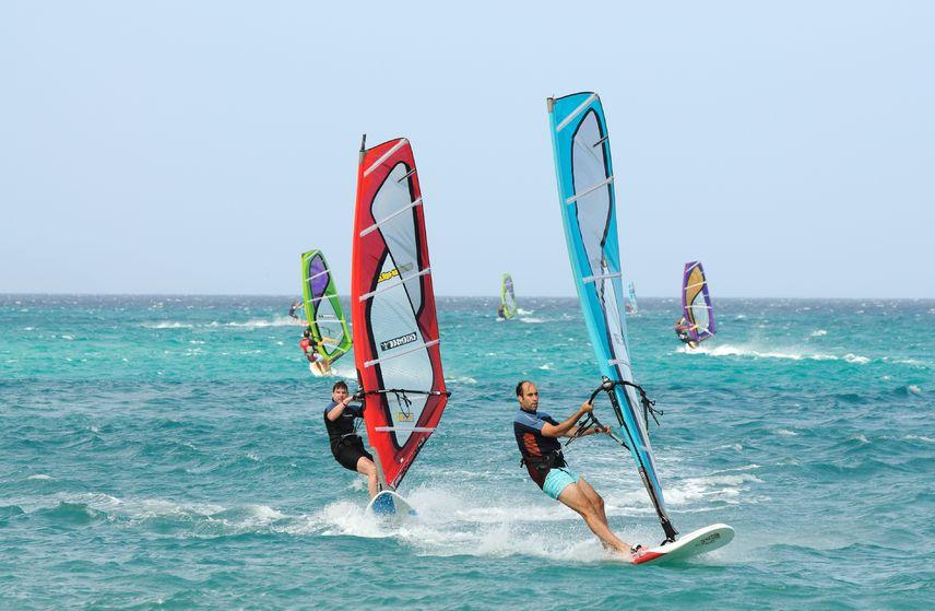 Windsurfing - sport dla całej rodziny