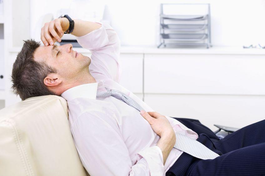 Jak dbać o siebie będąc w stresie