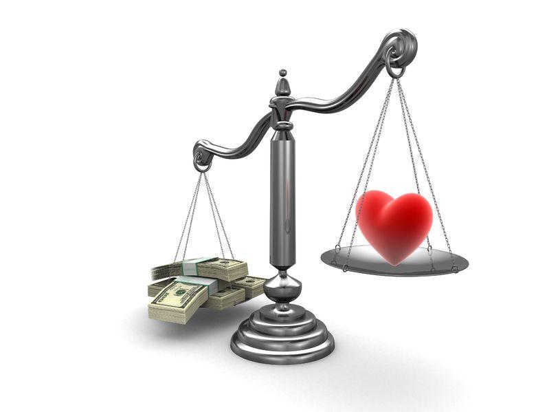 3 rady, by miłość była ważniejsza niż pieniądze