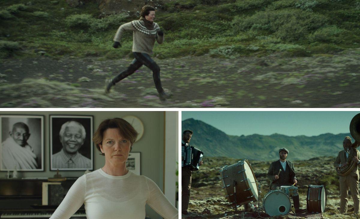"""Kadry z filmu """"Kobieta idzie na wojnę"""" (Fot.materiały prasowe)"""
