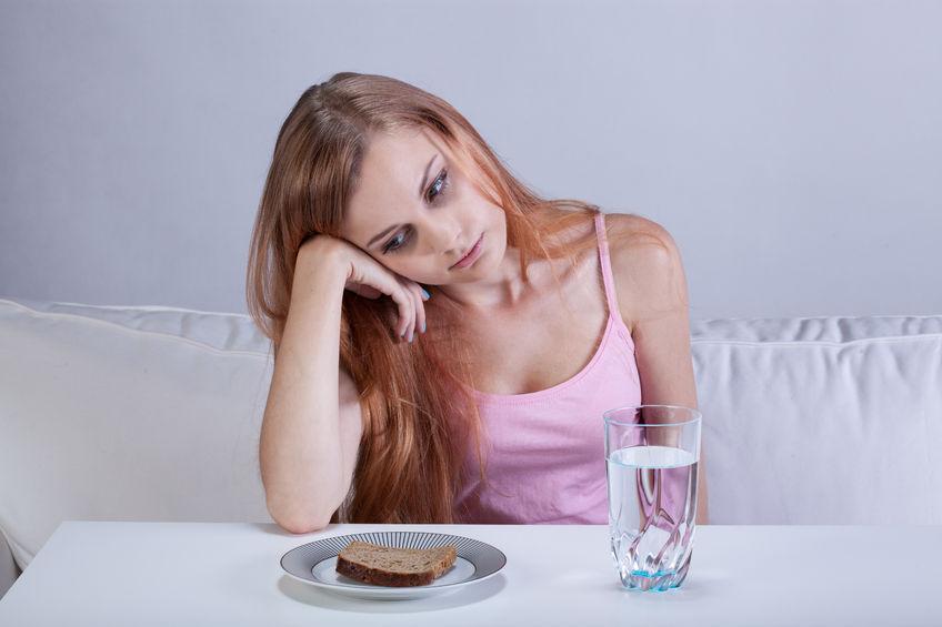 Symptomy anoreksji u dziecka