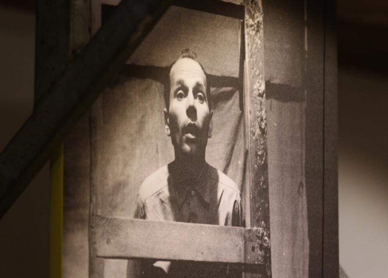 Miron Białoszewski w Muzeum Literatury