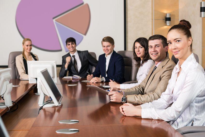 Praca w korporacji - kilka zasad jak przetrwać w dużej firmie
