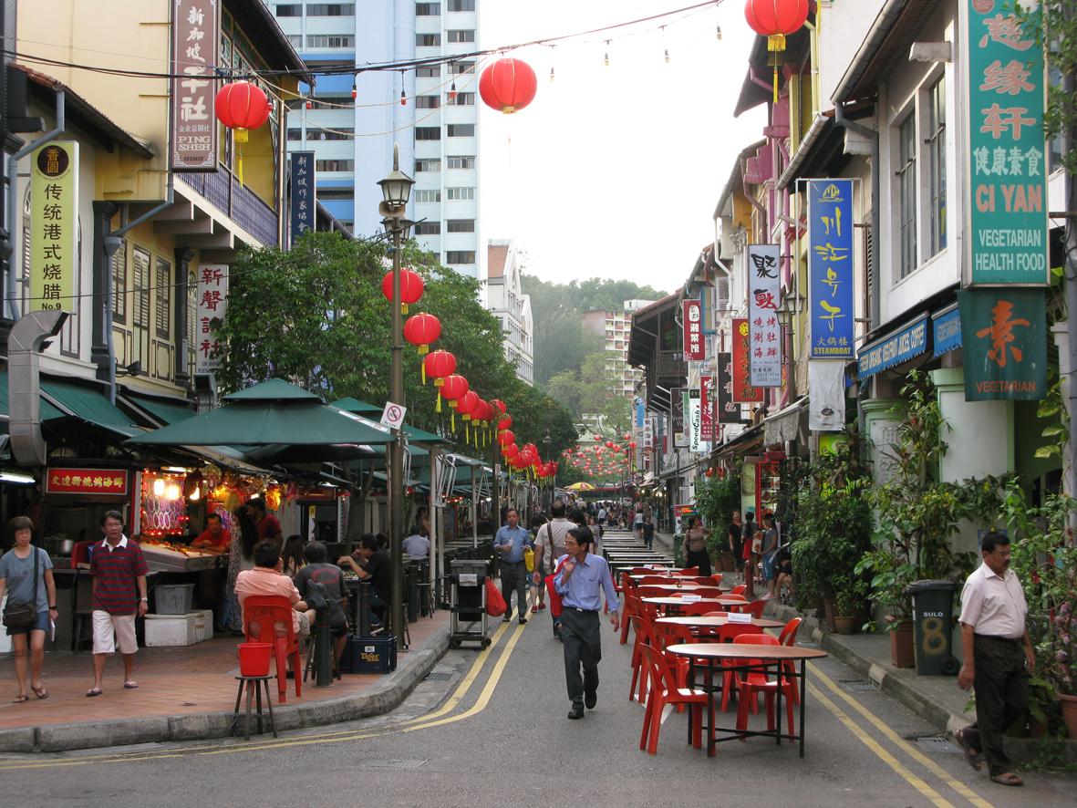 Singapur okiem Karoliny Breguły - część II