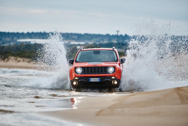 Jeep Renegade: rzuć mu wyzwanie