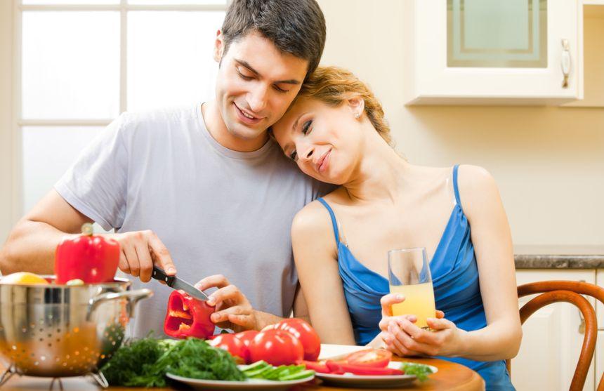 Co wpływa na płodność? - Dieta dla przyszłych ojców