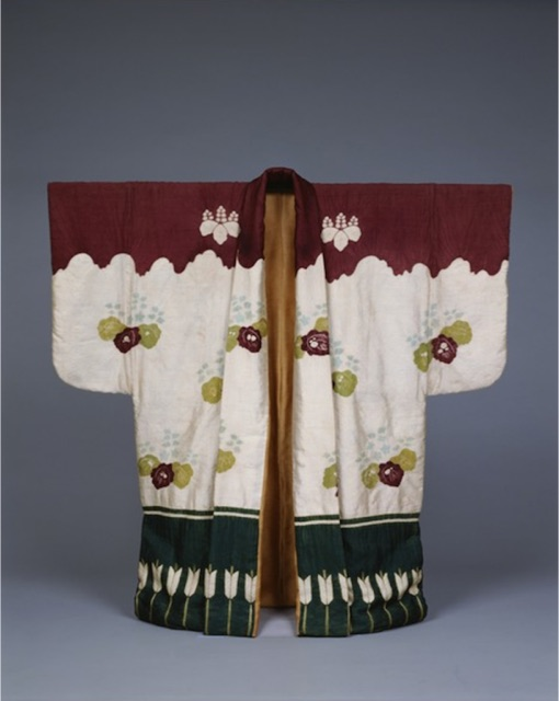 WEAVE/ kimono z zasobów Muzeum Narodowego w Kyoto