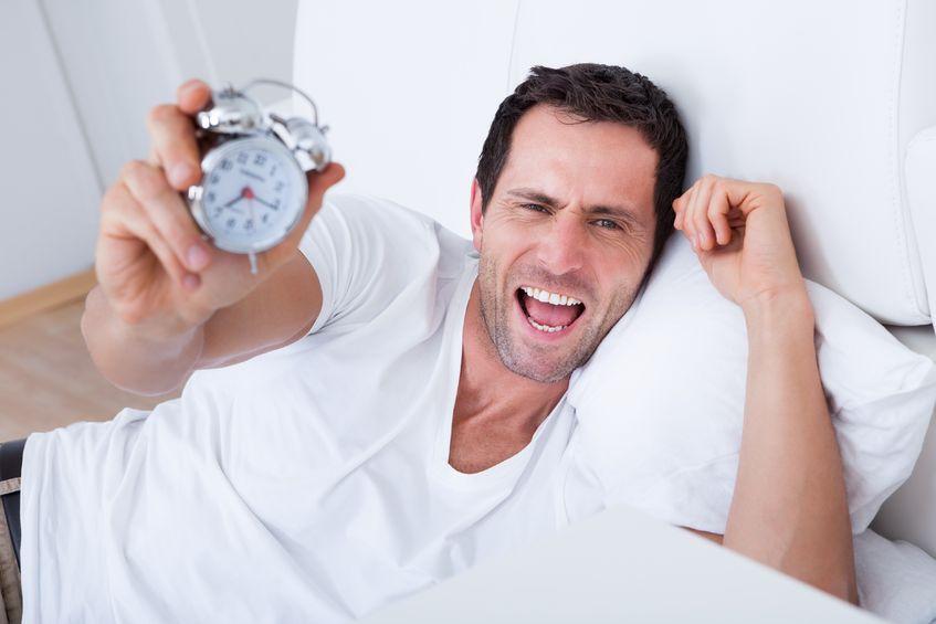 Co powodują zaburzenia snu?