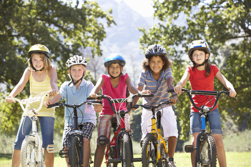 Rower od dziecka – jak rozkręcić pasję?