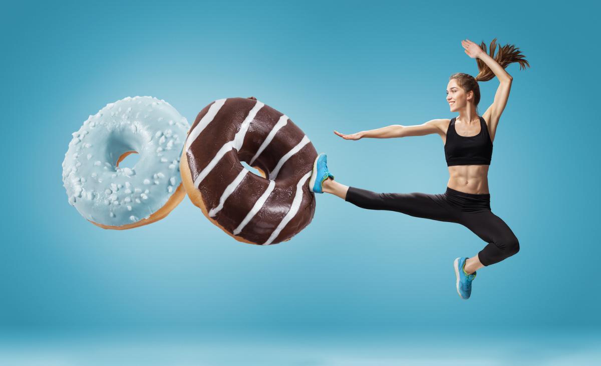 Ćwiczysz i nie wiedzisz rezultatów? – Przyczyną może być cukier