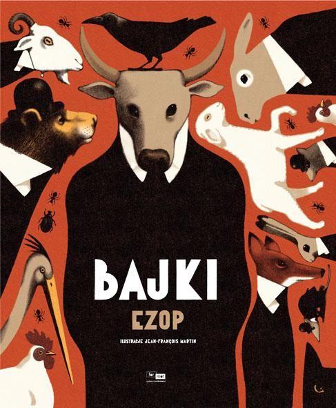 """""""Bajki. Ezop"""" wydawnictwa Format"""