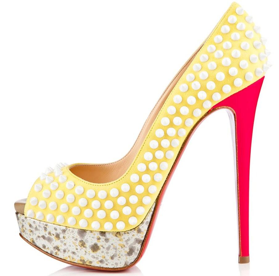 Pastelowe buty na wiosnę-lato 2013