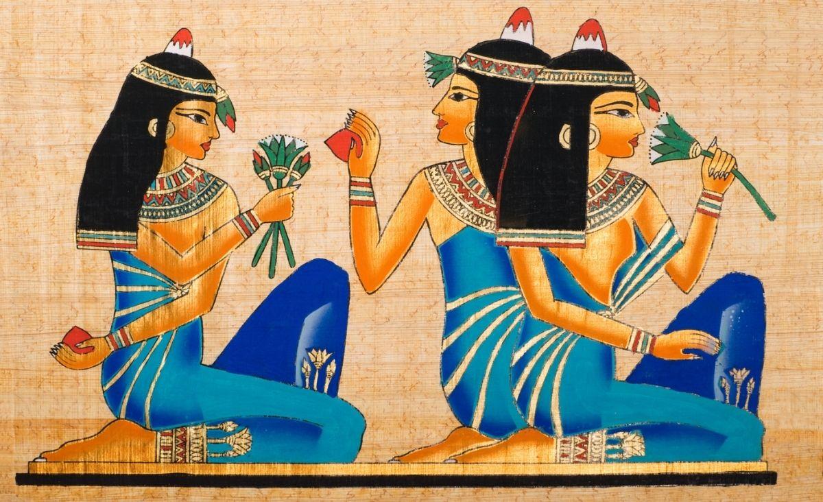 Naturalne kosmetyki inspirowane egipską pielęgnacją