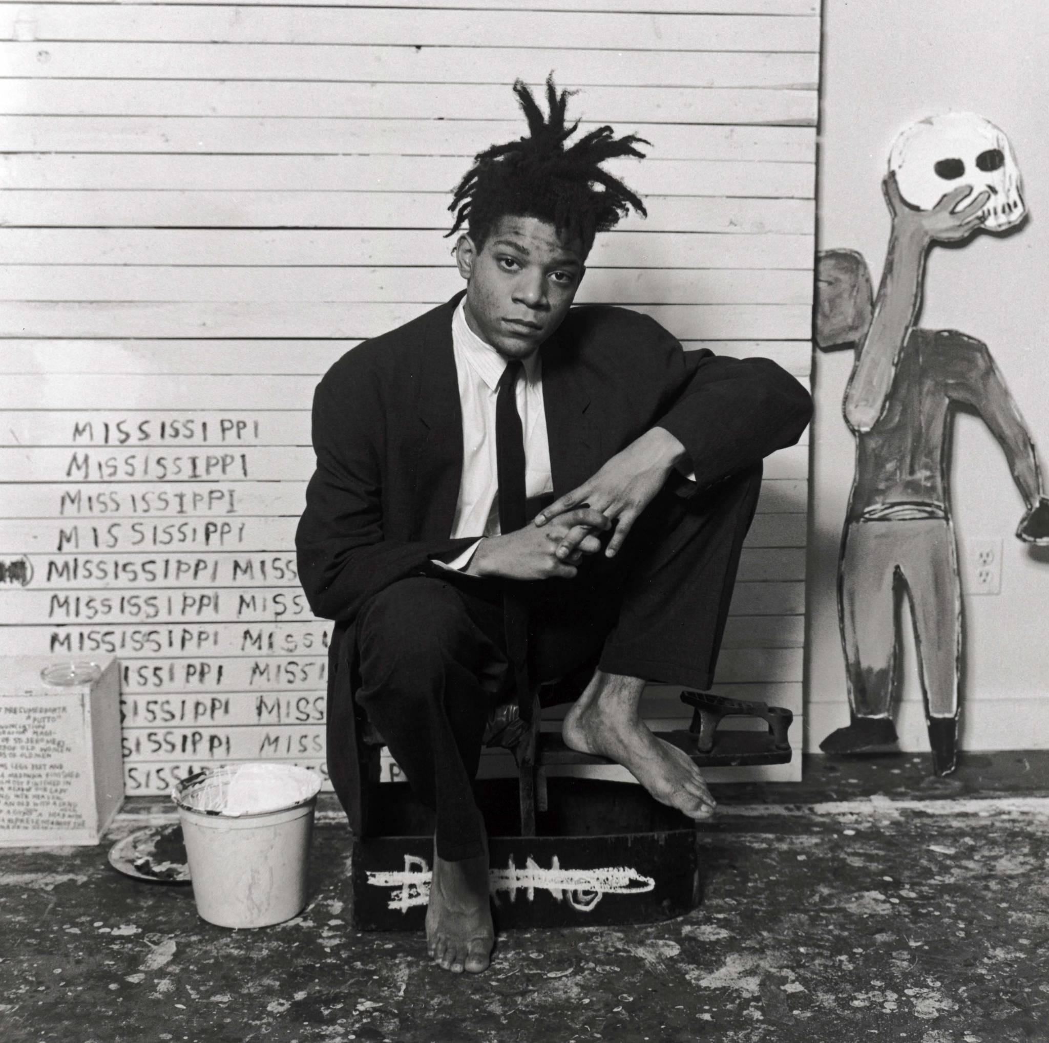 Jean-Michel Basquiat. Alternatywa Boga