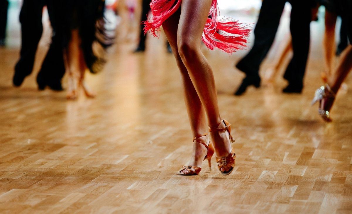 Co nam daje nauka tańca?