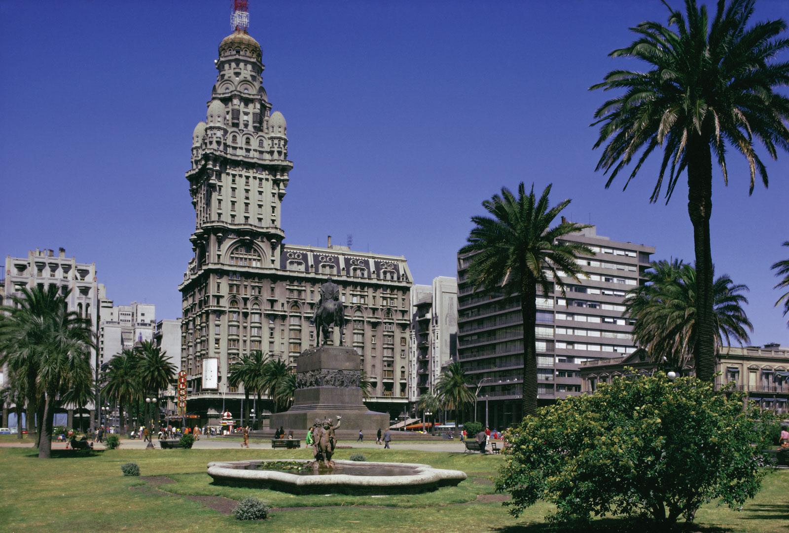 Z wizytą w Ameryce Południowej: Urugwaj