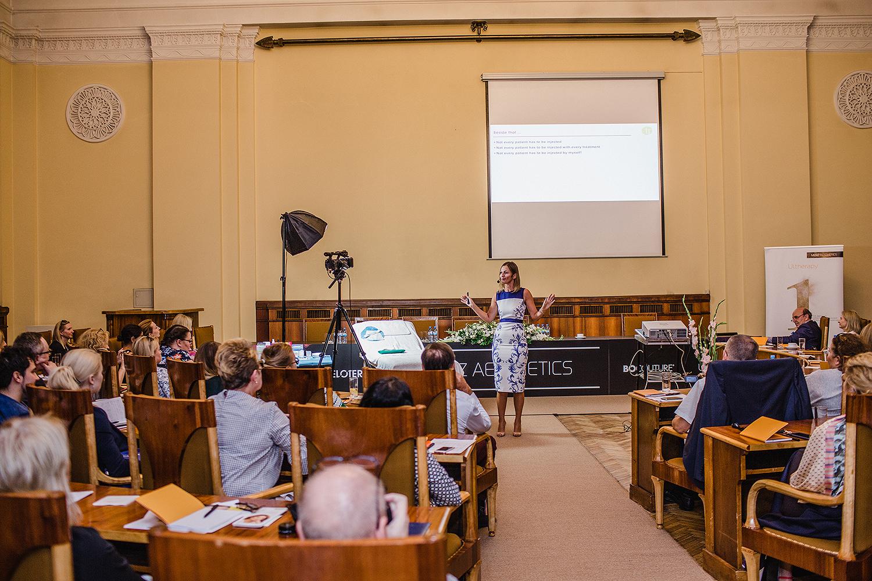 Konferencja naukowa Polish Expert Summit Merz Aesthetics