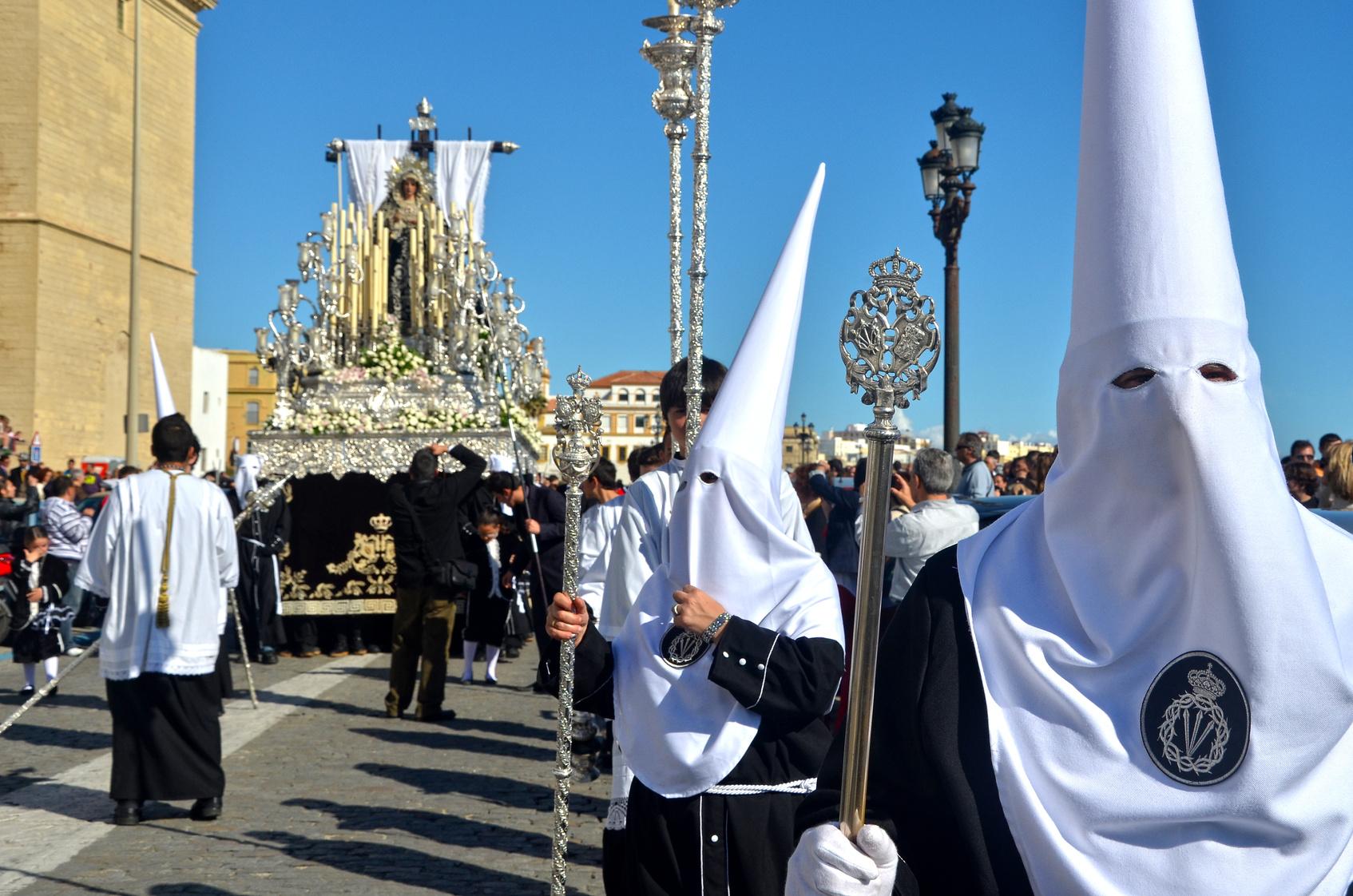 Wielki Tydzień w Hiszpanii