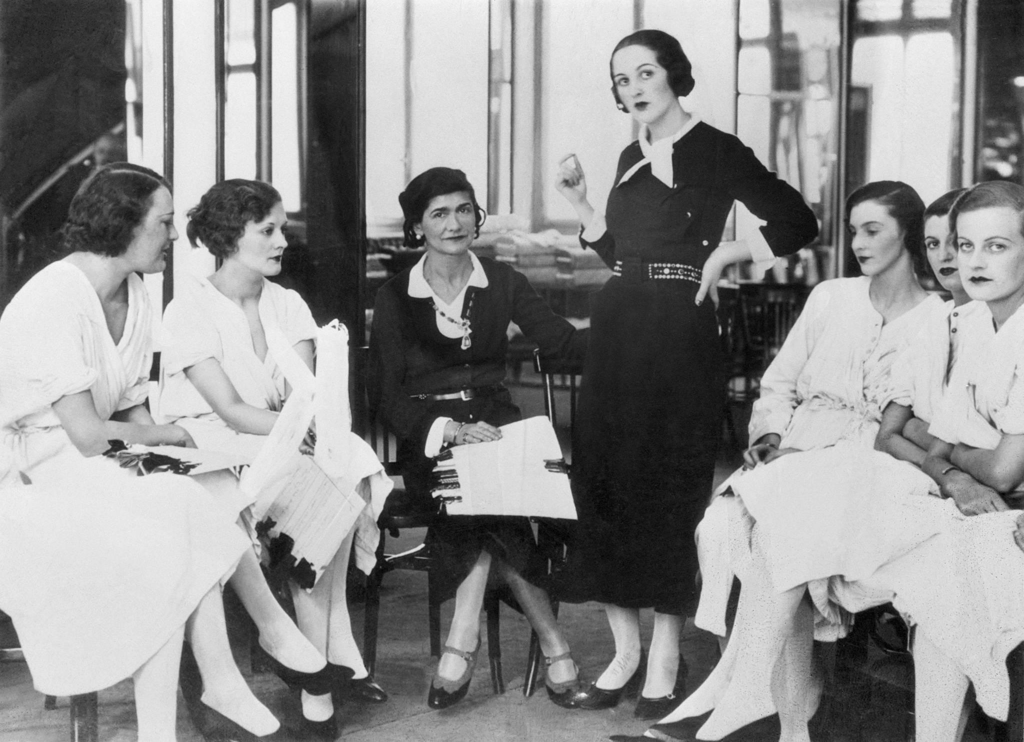 Tajemnice Coco Chanel