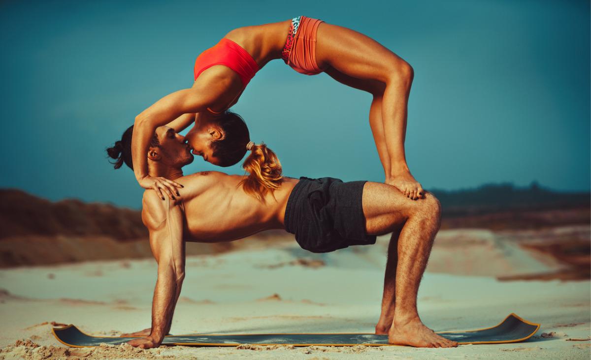 Ćwiczenia a udany seks
