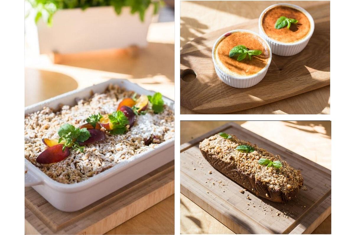 Desery na jesienne wieczory? Oto przepisy Michela Morana i blogerów kulinarnych z warsztatów z marką Kenwood