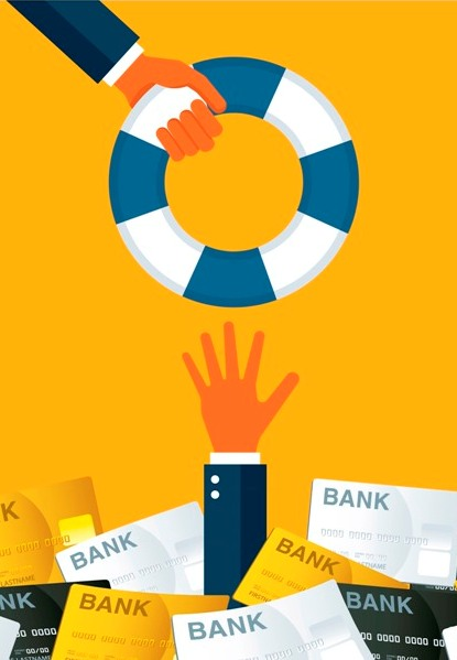 W spirali zadłużenia