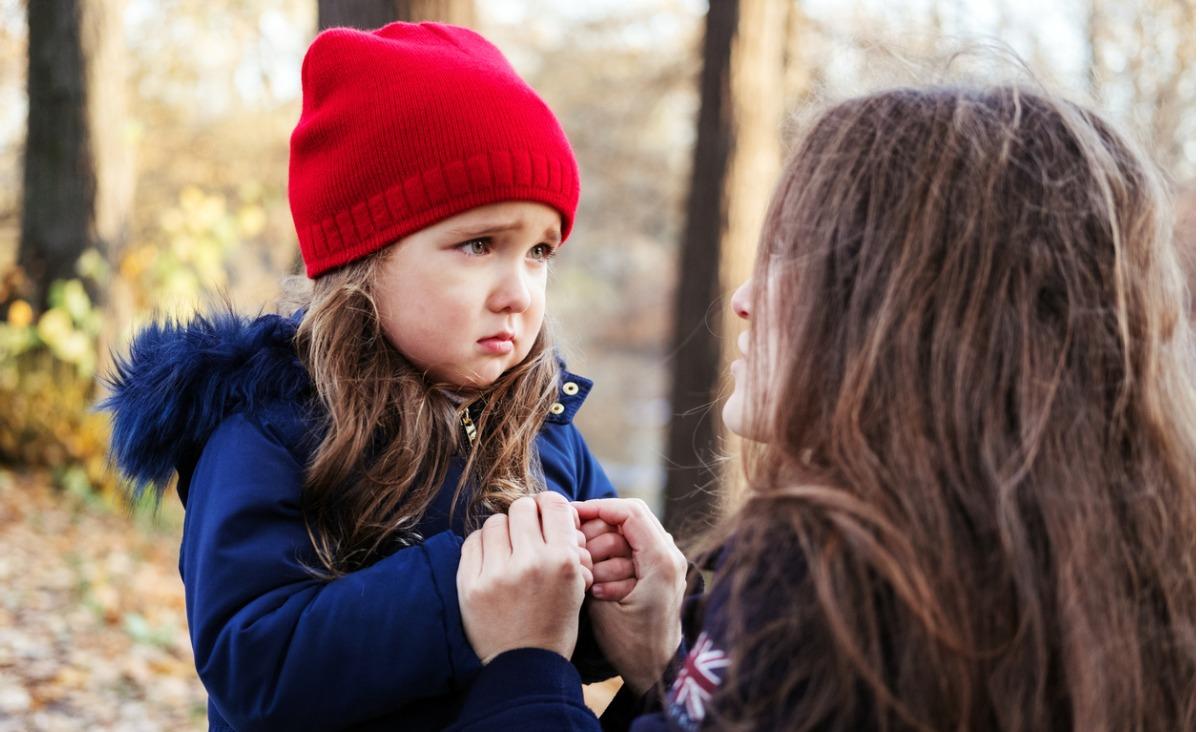 7 sposobów na to, by nie przenosić swoich lęków na dziecko