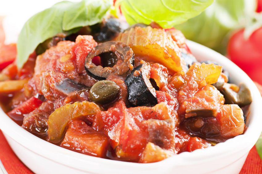 Kuchnia Włoska Peperonata Zwierciadlopl