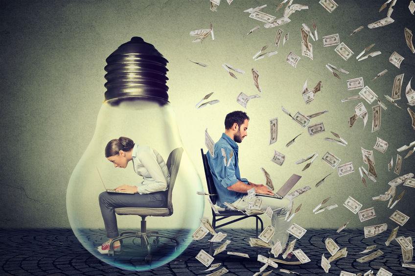 Rozmowy o pieniądzach w związkach