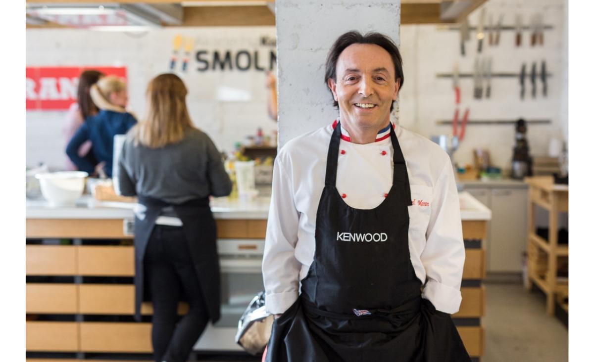 W kuchni najważniejsza jest różnorodność i słuchanie swojego organizmu – przekonuje Michel Moran