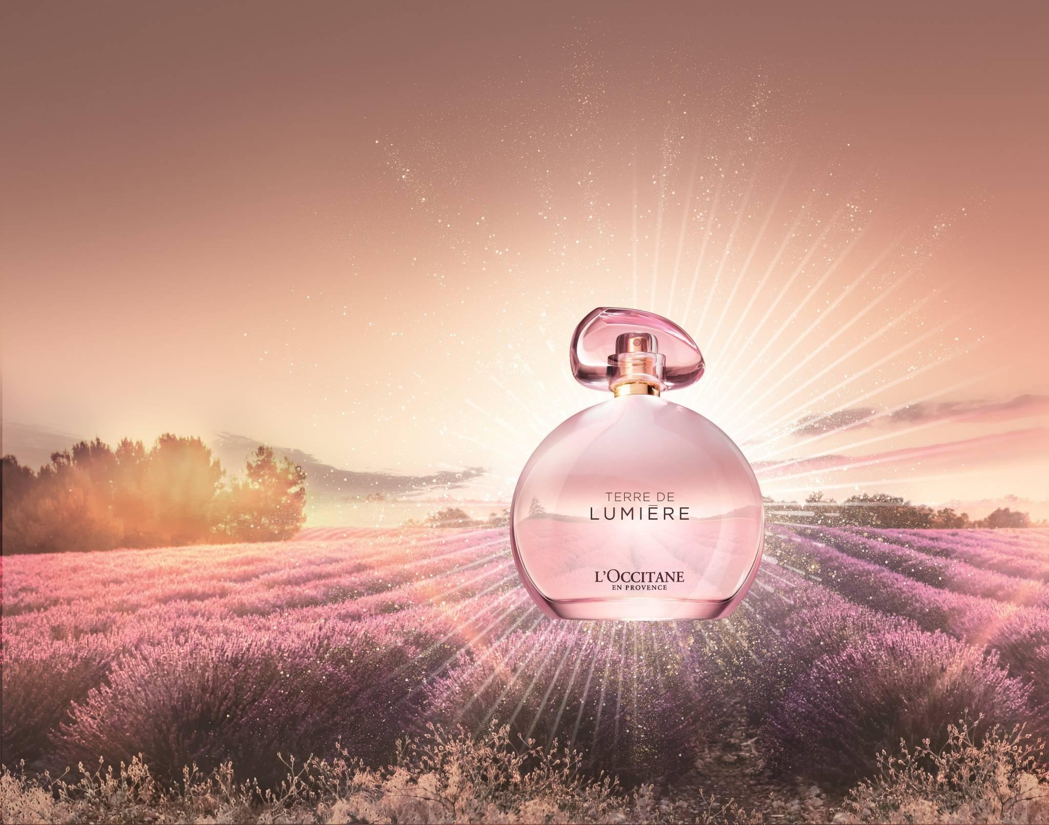 Terre de Lumière L'Eau: esencja słonecznego światła