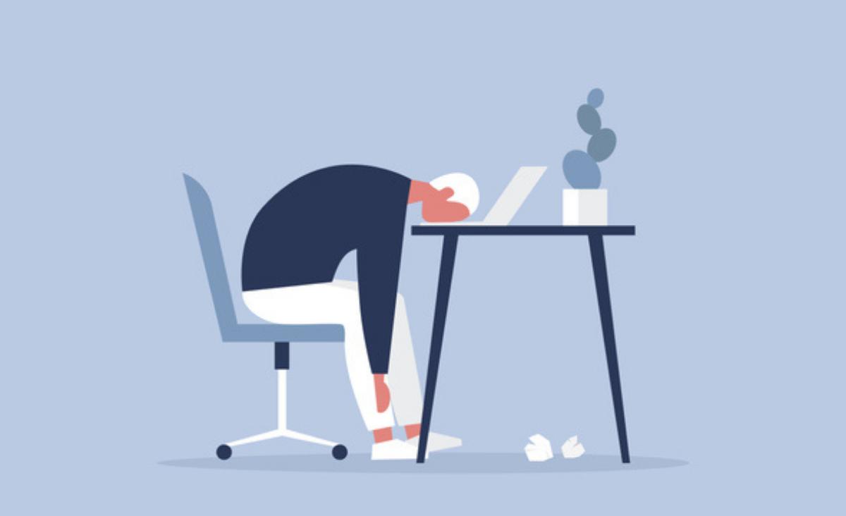 Burnout – syndrom wypalenia zawodowego