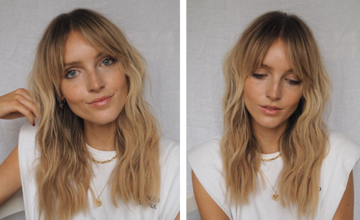 Face framing - najmodniejsza fryzura na jesień