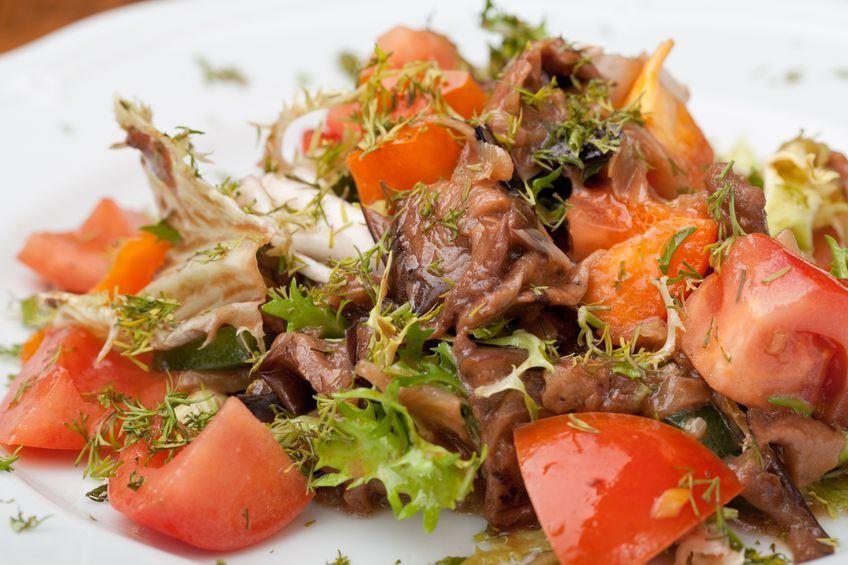 Mięso prosto z...warzyw