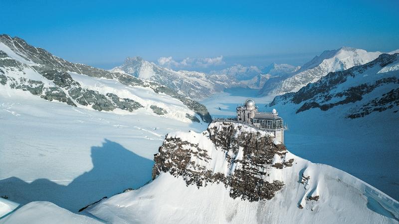 Jungfraujoch, Sphinx