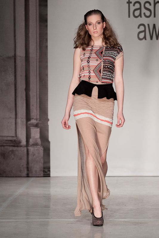 Cracow Fashion Awards 2012 - wybieg ku przyszłości.
