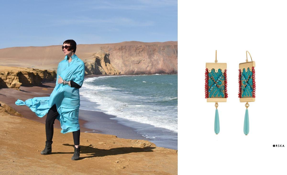 Nowa kolekcja Anny Orskiej utkana w dolinie Inków