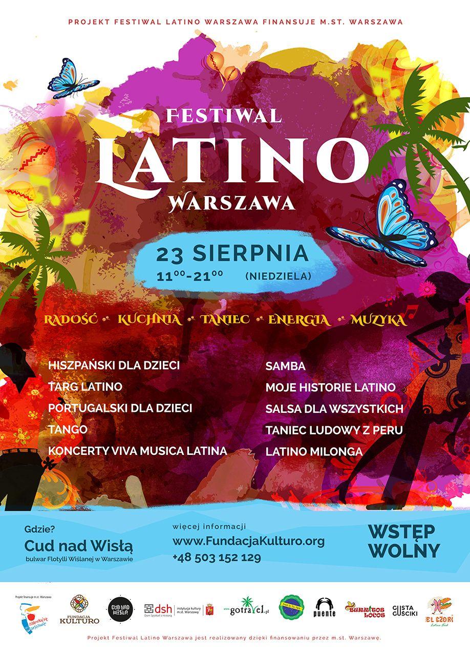 Poczuj magię Warszawy tętniącej rytmem latino!