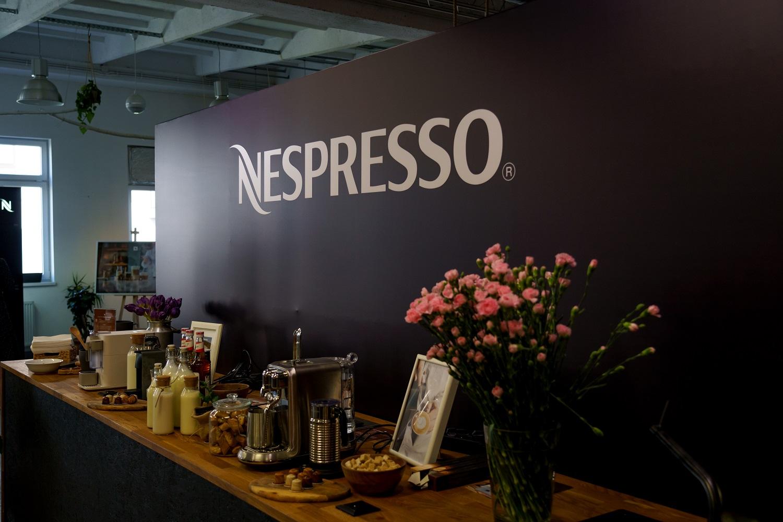 Barista Creation – warsztaty Nespresso prezentujące nowe kawy
