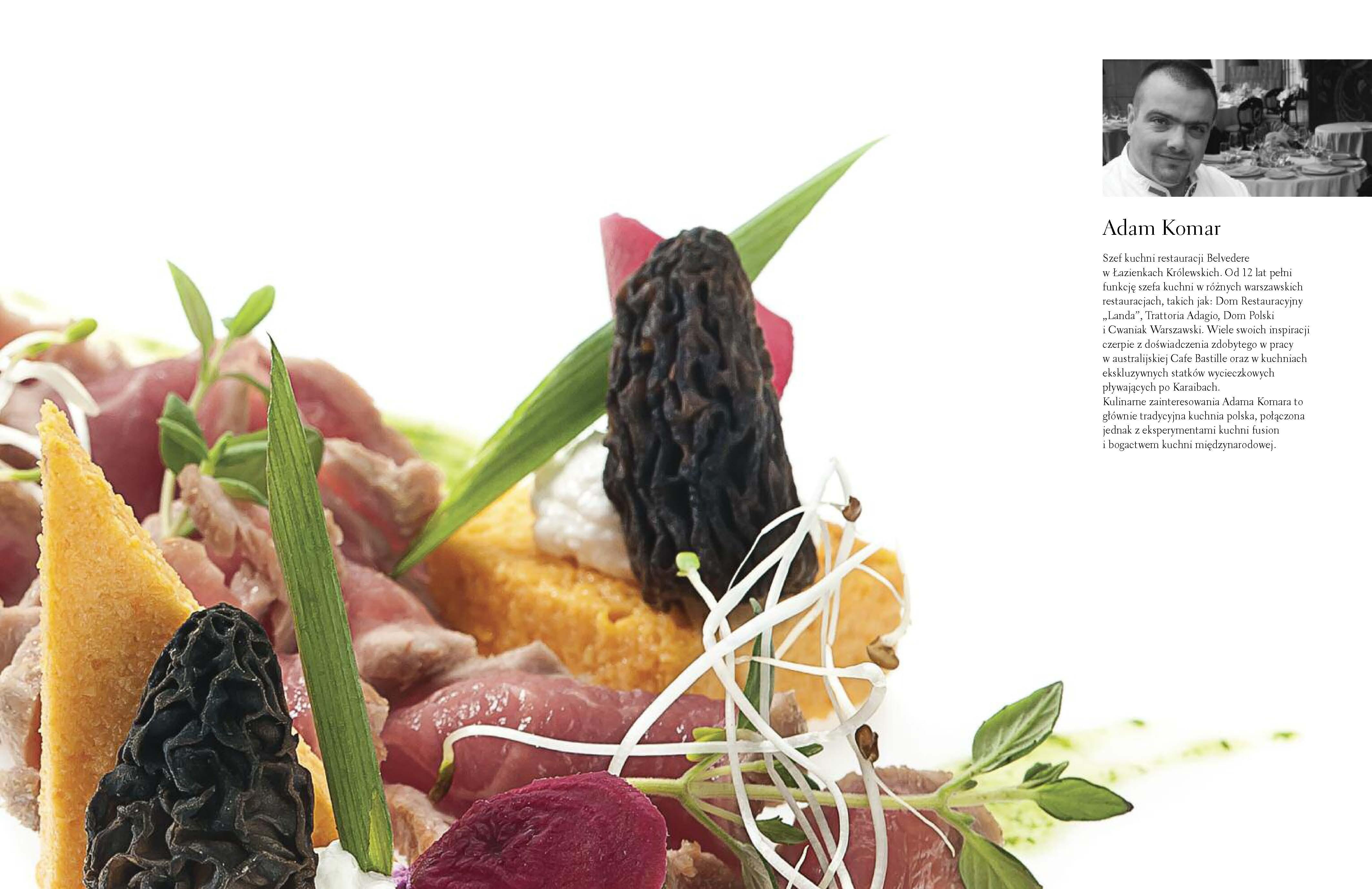 Nagroda Gourmand Dla Wykwintnej Kuchni Polskiej Zwierciadlo Pl