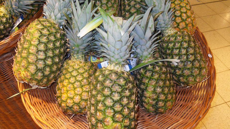 Cenny dla piękna ananas