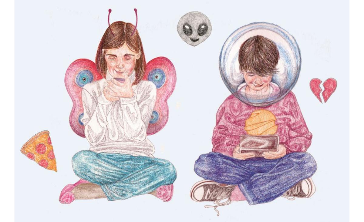 Smartfony zmieniają nam dzieci