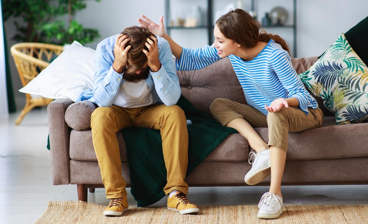 Czy nieustannymi pretensjami można zniszczyć sobie związek?